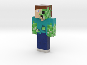 macthelion | Minecraft toy in Natural Full Color Sandstone