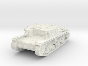 M42 carro comando 1/120 in White Natural Versatile Plastic