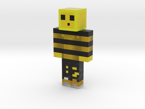 FunkyFight | Minecraft toy in Natural Full Color Sandstone