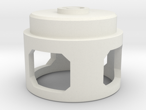 PPV2 - Sideblade Shinethru Plug in White Natural Versatile Plastic