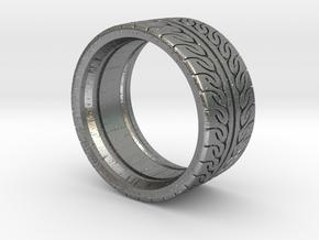 Neova Tire Hexacore Dense in Natural Silver
