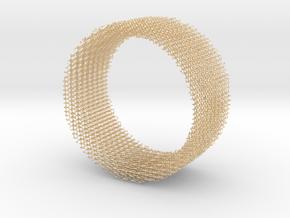 neova_core_hexacore2 in 14k Gold Plated Brass