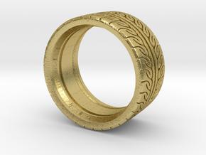 Neova Tire Hexacore Light in Natural Brass
