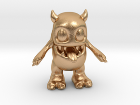 Baby Monster Colored_small in Natural Bronze
