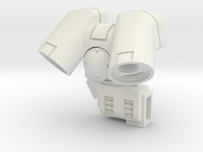 Suppressor Jump Pack in White Natural Versatile Plastic