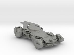 2016 Batmobile 160 scale in Gray PA12