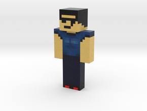Joni | Minecraft toy in Natural Full Color Sandstone