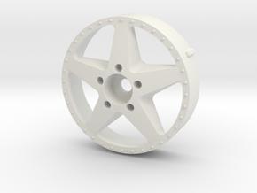 MST inner Makuni Work Equip replica in White Natural Versatile Plastic