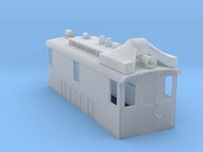 HOn30 29 Ton Box Cab in Smooth Fine Detail Plastic