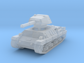 P-40 Heavy Tank 1/120 in Smooth Fine Detail Plastic