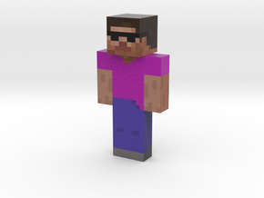 dylan42 | Minecraft toy in Natural Full Color Sandstone
