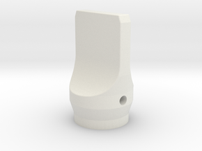 T6II Throttle Friction level control knob #1 in White Natural Versatile Plastic