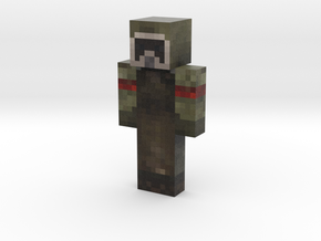 diamondking_3000 | Minecraft toy in Natural Full Color Sandstone