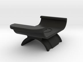 Handlebar mount for GoPro Smart Remote  in Black Natural Versatile Plastic