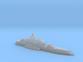 1/270 Krakana-Class Frigate in Smooth Fine Detail Plastic
