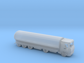 N Scale Tanker in Smooth Fine Detail Plastic