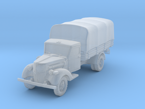 Ford V3000 early (covered) 1/120 in Smooth Fine Detail Plastic