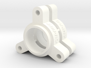 P40701-01 HG P-407 Wheel Spacer in White Processed Versatile Plastic