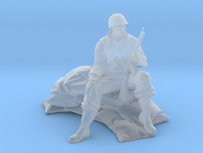 Printle C Homme 2411 - 1/87 - wob in Smooth Fine Detail Plastic