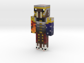 Harpo42 | Minecraft toy in Natural Full Color Sandstone