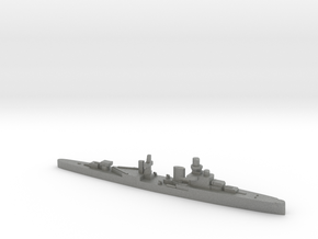 Luigi Cadorna light cruiser 1:3000 WW2 in Gray PA12