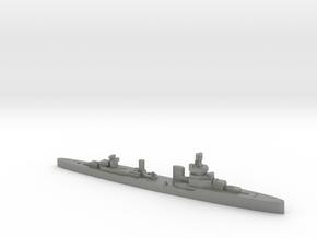 Bartolomeo Colleoni cruiser 1:3000 WW2 in Gray Professional Plastic