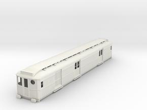 o-43-ner-d100-motor-luggage-van in White Natural Versatile Plastic