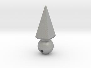 Ball Sharp Earring in Aluminum