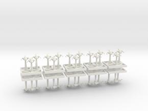 Assault Gun crafts - Concept A  in White Natural Versatile Plastic