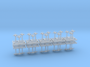 Assault Gun crafts - Concept A  in Smooth Fine Detail Plastic