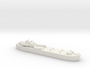 landing ship tank MK3 LST MK3 1/600 1 in White Natural Versatile Plastic