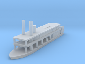 1/1000 Transport Steamer Lookout in Smooth Fine Detail Plastic
