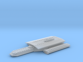 Daedalus Class in Smooth Fine Detail Plastic