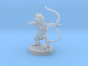 Goblin - Ranged in Smooth Fine Detail Plastic