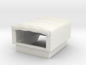 RSO Canopy (v2) 1/87 in White Natural Versatile Plastic