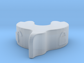 [LRG NUT] MM 510 Lock Ring 1.5 in Smooth Fine Detail Plastic