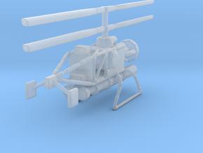 1/144 Scale Gyrodyne QH-50C DASH in Smooth Fine Detail Plastic