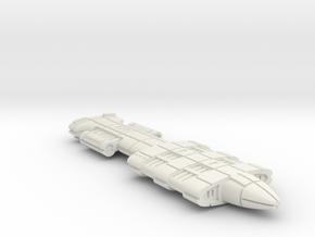 Gorm (GSN) Light Cruiser in White Natural Versatile Plastic