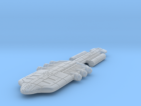 Gorm (GSN) Battle Cruiser in Smooth Fine Detail Plastic