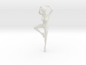 Printle L Femme 319 - 1/12 - wob in White Natural Versatile Plastic