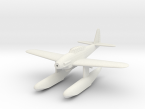 1/144 Aichi M6A1 in White Natural Versatile Plastic
