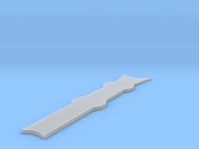Regia Marina Spica gangway in Smooth Fine Detail Plastic: 1:300