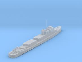 USS Evarts v2 in Smooth Fine Detail Plastic: 1:300