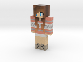 NinjaHails | Minecraft toy in Natural Full Color Sandstone