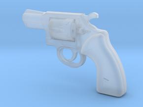 1:3 Miniature Mauser K50 Pistol in Smooth Fine Detail Plastic