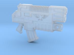 Warhammer 40k Space Marine Combi Plasma in Smooth Fine Detail Plastic