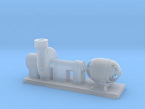 Zentrifugalpumpe ältere Bauart - TT 1:120 in Smooth Fine Detail Plastic