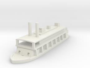 1/600 USS Forrest Rose in White Natural Versatile Plastic