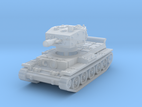 Centaur IV Tank 1/160 in Smooth Fine Detail Plastic