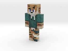 Acenox | Minecraft toy in Natural Full Color Sandstone